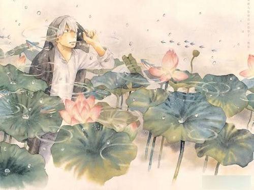 Mushi Shi Wallpaper