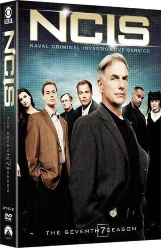 NCIS 〜ネイビー犯罪捜査班 Season 7 cover
