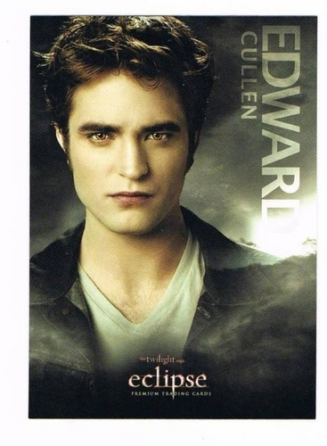NEW Eclipse Trading Cards - Rob/Kristen as Edward/Bella