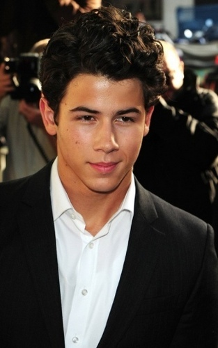 NIck At Glamour Awards