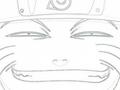 Narutos Funny Face