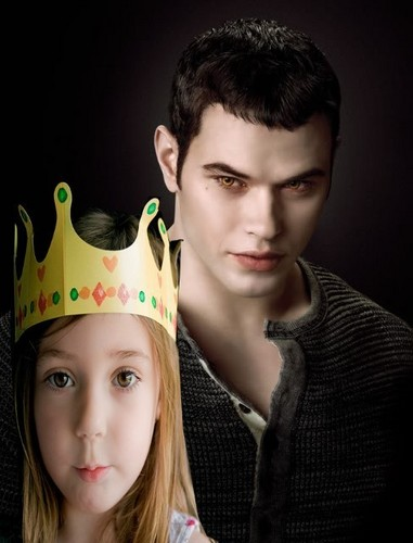 Nessie and Uncle Emmett