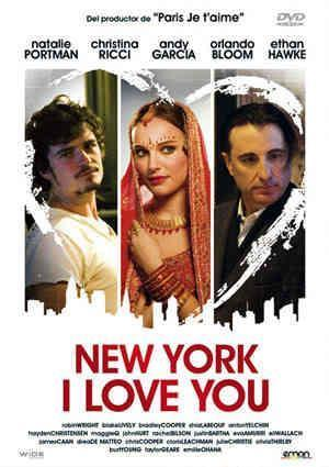 pelikula wolpeyper titled New York I pag-ibig You