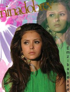 Nina Dobrev wallpaper called Nina