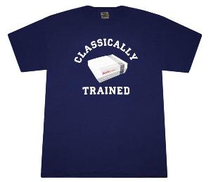 Nintendo T-Shirt from TeesForAll.com