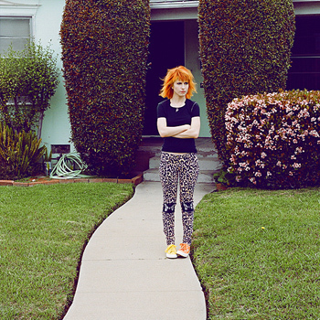 Hayley Williams wallpaper titled Nylon Magazine Outtakes