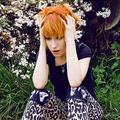 Nylon Magazine Outtakes - paramore photo