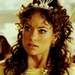 Olivia as Princess Inanna in 'Year One'