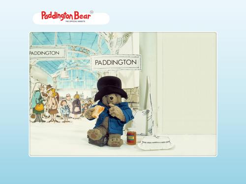 Paddington くま, クマ <3