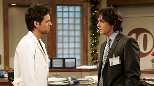 Patrick and Noah 2005