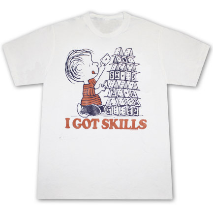 Peanuts Tees at TeesForAll.com