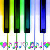 Music photo titled Piano Rainbow