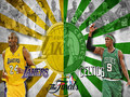 Playoffs 2010 - rajon-rondo wallpaper