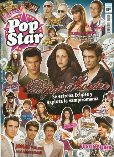 Pop star, sterne Magazine
