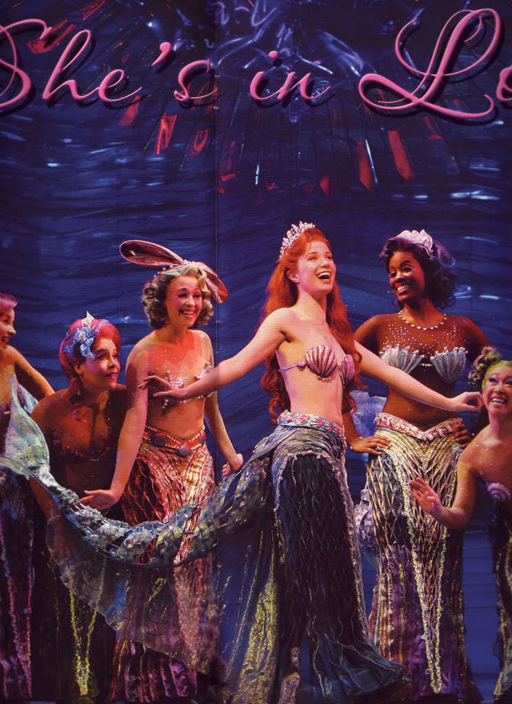 The little mermaid on broadway musical theatre for The broadway