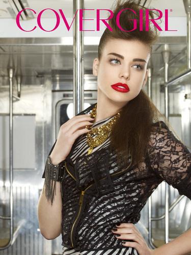 Raina on America's selanjutnya puncak, atas Model