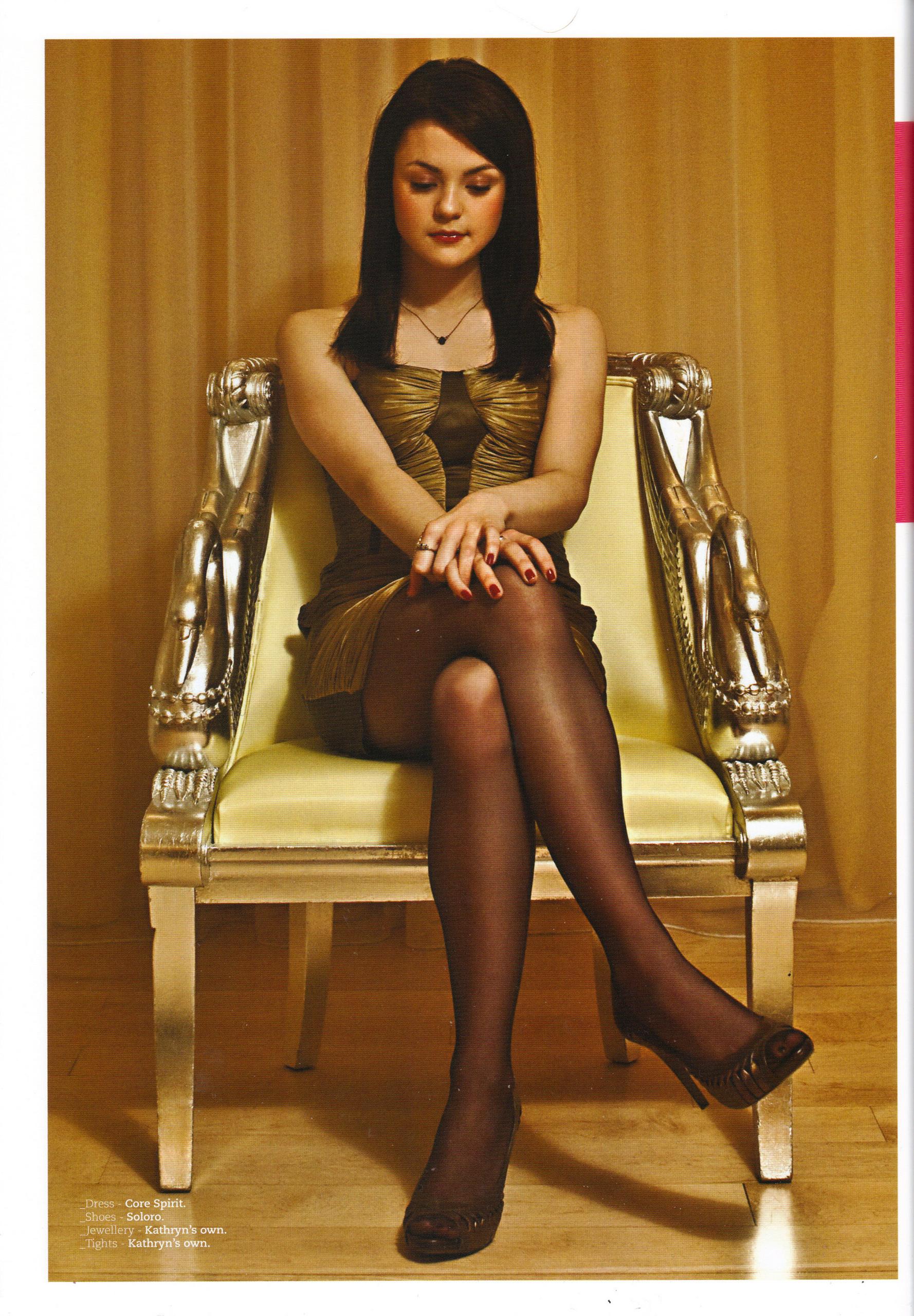 Kathryn Prescott, la actriz ms sexy del mundo en