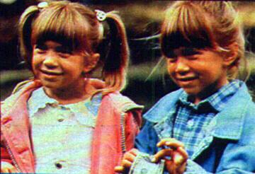 Rare Mary kate and Ashley Pics
