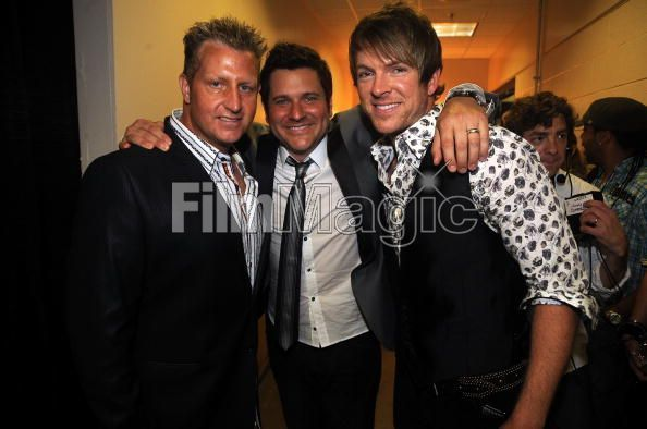 Rascal Flatts CMT awards picture:)