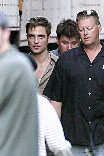 Robert Pattinson WFE