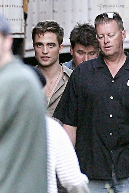 Robert Pattinson WFE