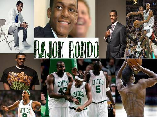 Rondo Wallpaper - rajon-rondo Wallpaper