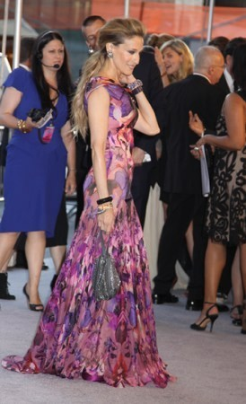 Sarah Jessica Parker wallpaper entitled SJP @ 2010 CFDA Fashion Awards