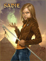 Sadie Kane - the-kane-chronicles photo