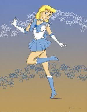 Sailor Cinderella!