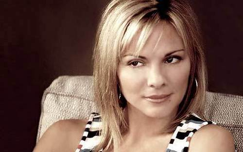 Samantha Jones wallpaper titled Samantha Jones