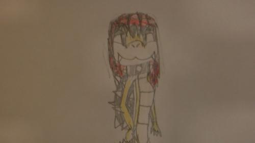 Sasha the Dragon Koopa