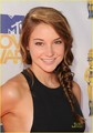 Shailene Woodley is 鱼 Tail Flirty