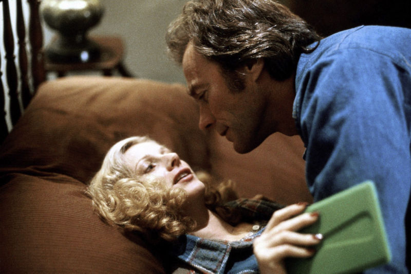 Clint eastwood movies with sondra locke - Woodward and