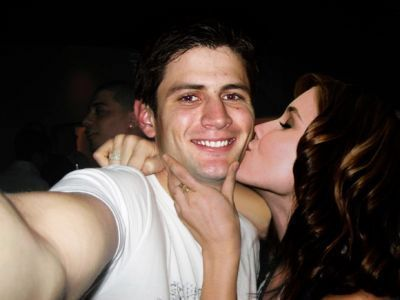 Sophia and James Lafferty