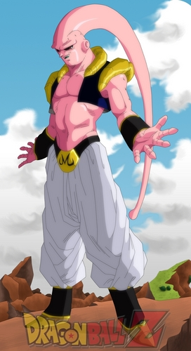 Majin Buu wallpaper called Super Buu