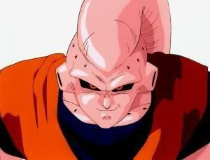 Super Buu with Gohan absored