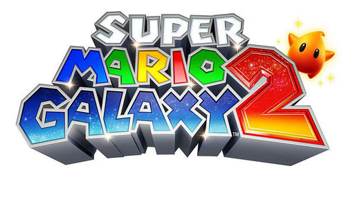 Super Mario Galaxy 2 - Logo