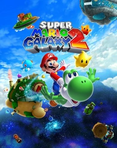 Super Mario Galaxy 2 - Promo