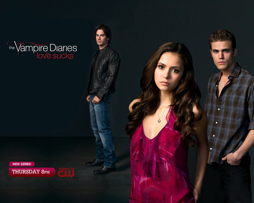 The Vampire Diaries wallpaper entitled TVD