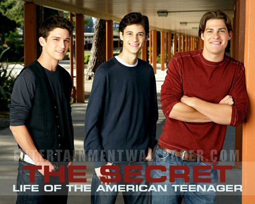 The Secret Life of the American Teenager wallpaper titled The Boys