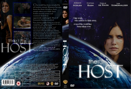 The Host  fake dvd cover