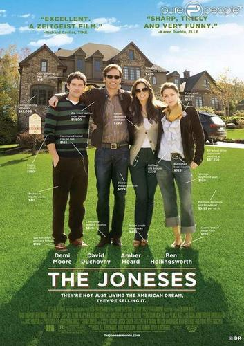 The Joneses US Poster