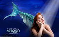 The Little Mermaid - the-little-mermaid-on-broadway wallpaper