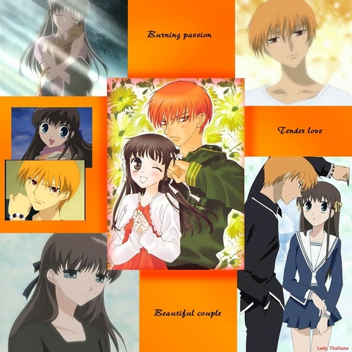 Tohru and Kyo Collage