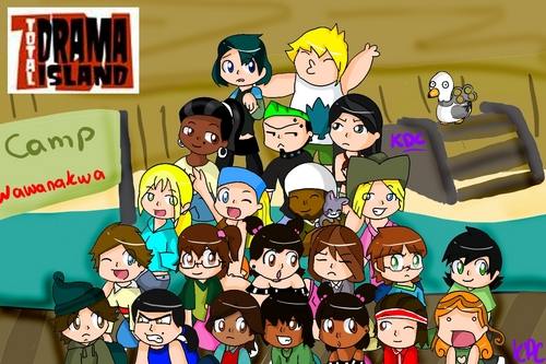 Total Drama Island!
