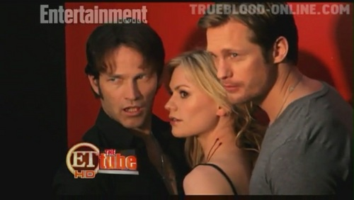 True Blood Cast Cover EW