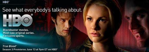 TrueBlood Season 3 Promo Poster