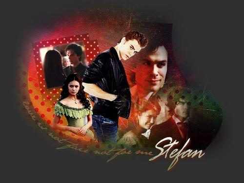 Vampire Diaries kertas dinding