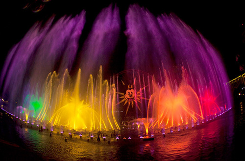 World of Color VIP showing- Tonight (June 10)