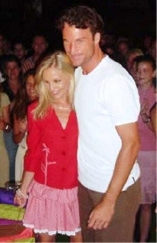 carlos moya and ex girlfriend